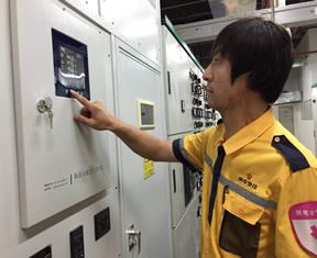 南京地铁10号线轨道交通光纤温控器