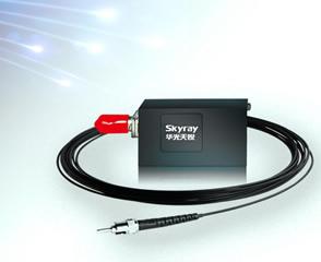 光纤测温系统主机:荧光寿命测温原理