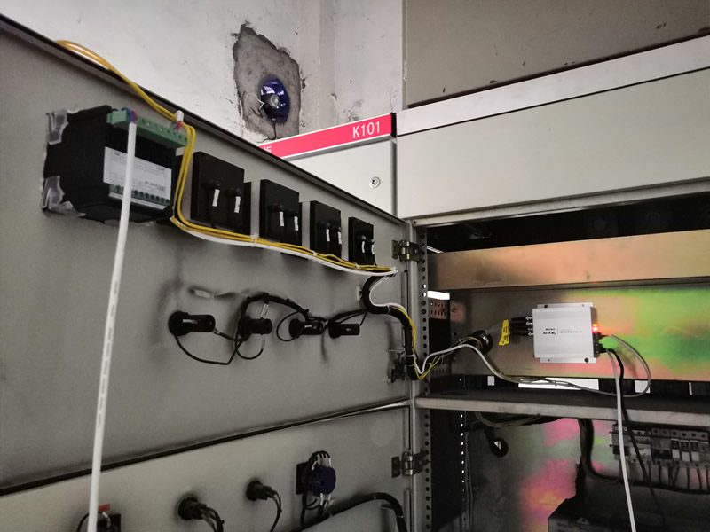 高压开关柜测温
