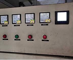 纸业公司高压开关柜光纤测温系统