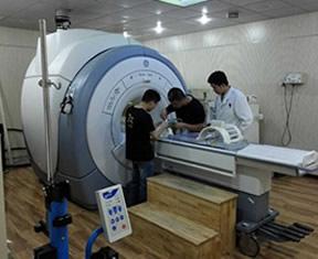 荧光光纤测温应用3.0T核磁共振设备客户案例