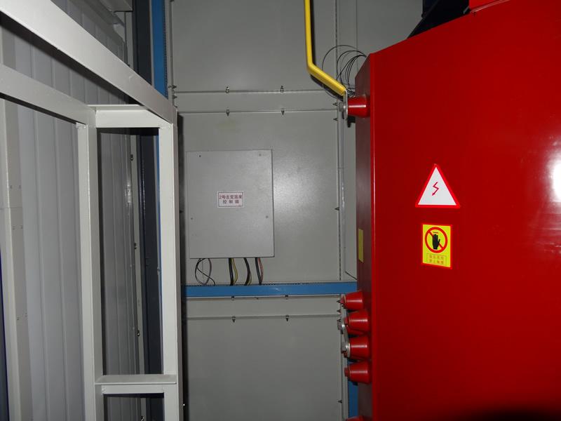 10kv干式变压器绕组测温客户案例