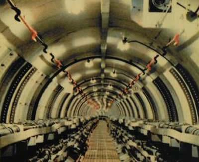 分布式光纤测温系统在电力电缆隧道中的应用