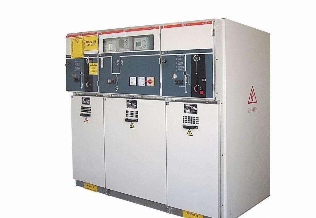 新型高压开关配电柜的组成
