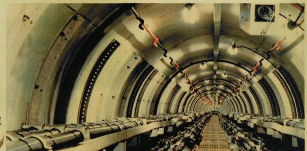 电力电缆隧道