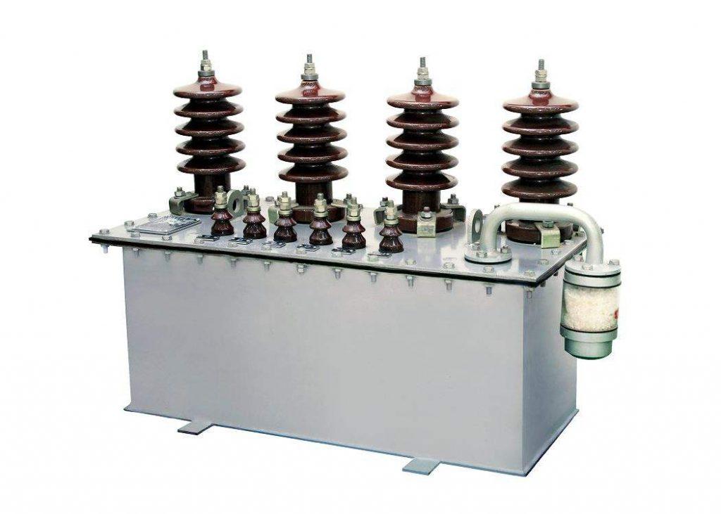 电压互感器荧光光纤测温解决方案