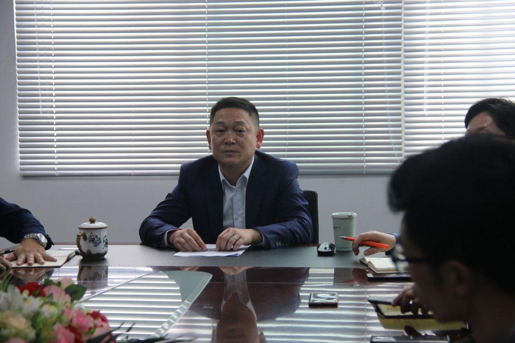 福州华光天锐光电科技有限公司2019年度总结大会圆满召开